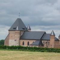 Église fortifiée de BEAURAIN (02)